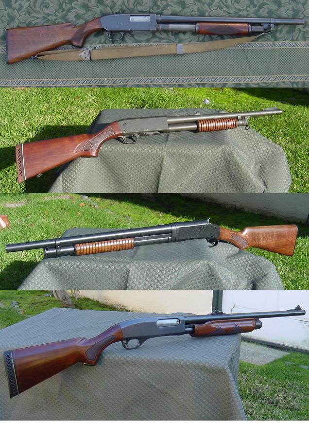 1955 remington 870 wingmaster by elizabeth